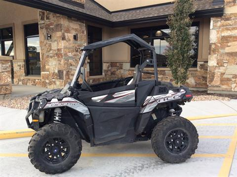 2016 Polaris 900 EFI ACE EPS in Kamas, Utah