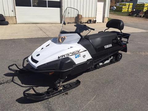 2017 Yamaha VK 540 in Kamas, Utah