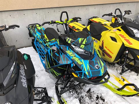 2018 Ski-Doo Summit X 165 T3 Shot in Kamas, Utah