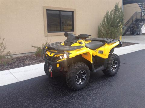 2016 Can-Am Outlander XT 570 in Kamas, Utah
