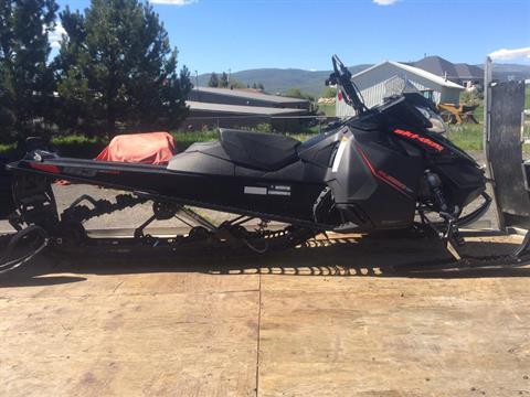 2016 Ski-Doo Summit SP E-TEC 800R 163 Black in Kamas, Utah