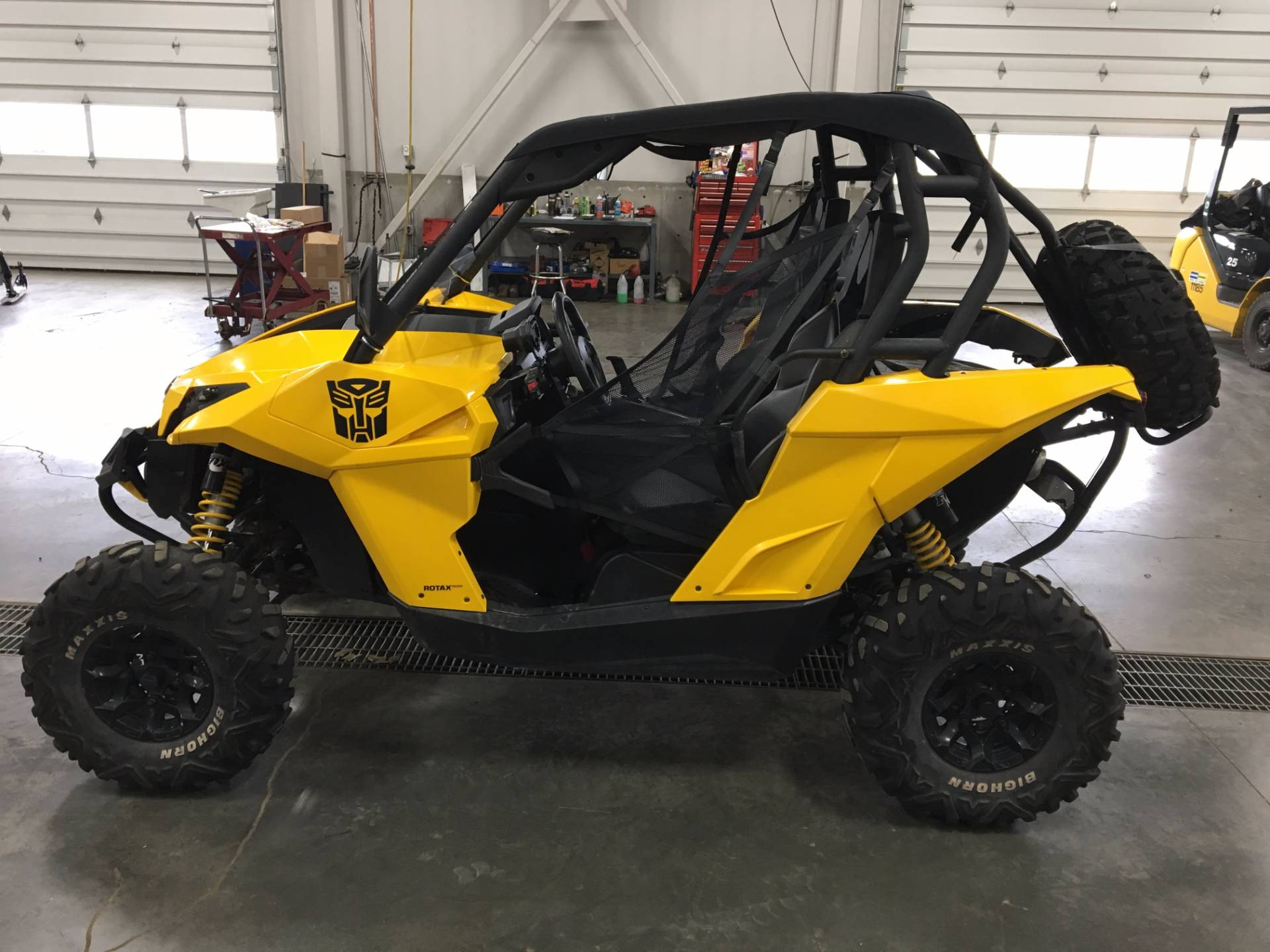 2013 Can-Am Maverick 1000 EFI in Kamas, Utah