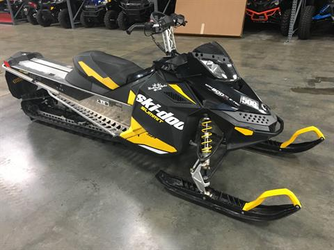 2012 Ski-Doo Summit® SP E-TEC® 800R 163 in Kamas, Utah