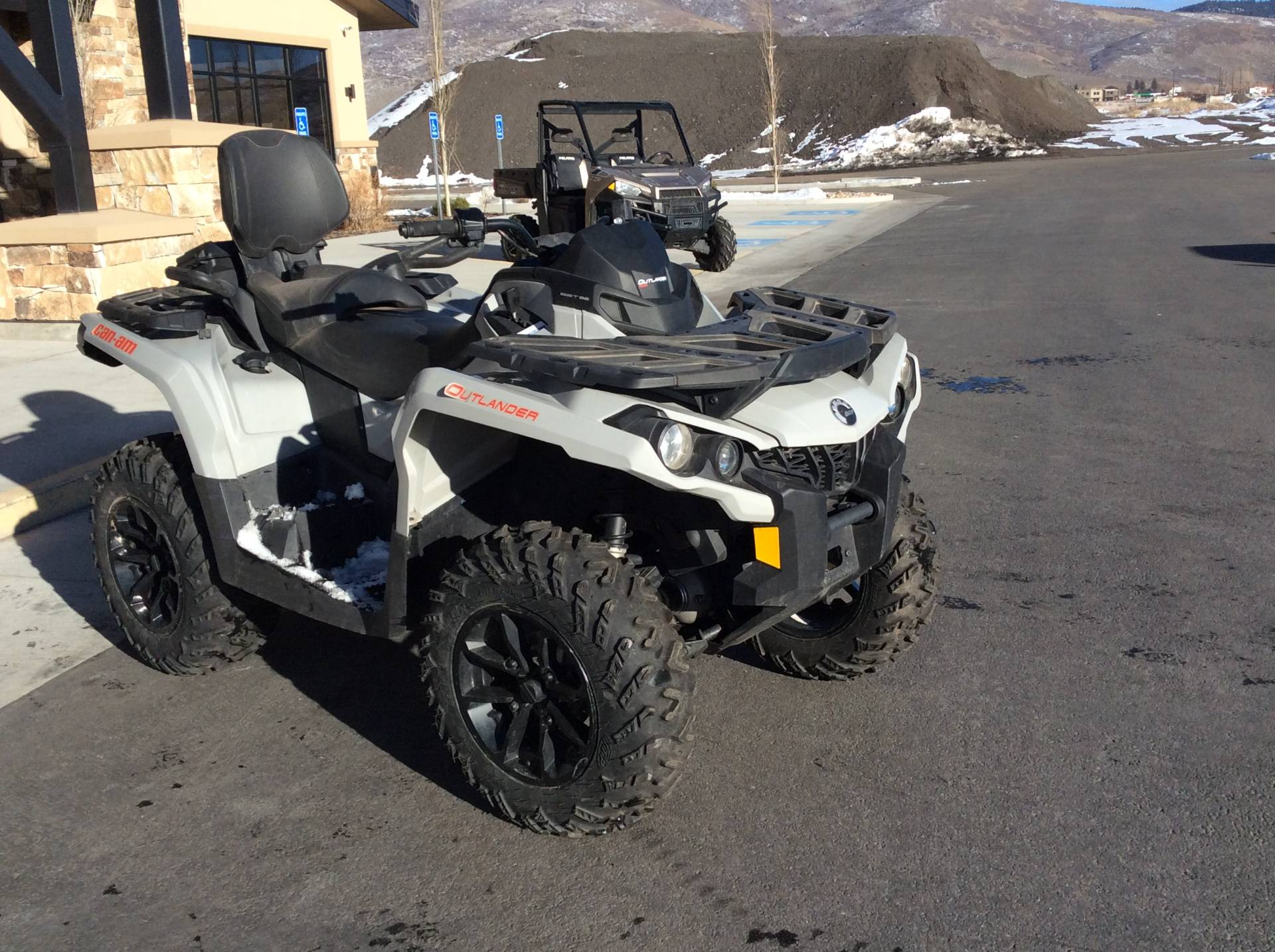 2017 Can-Am Outlander MAX DPS 650 in Kamas, Utah