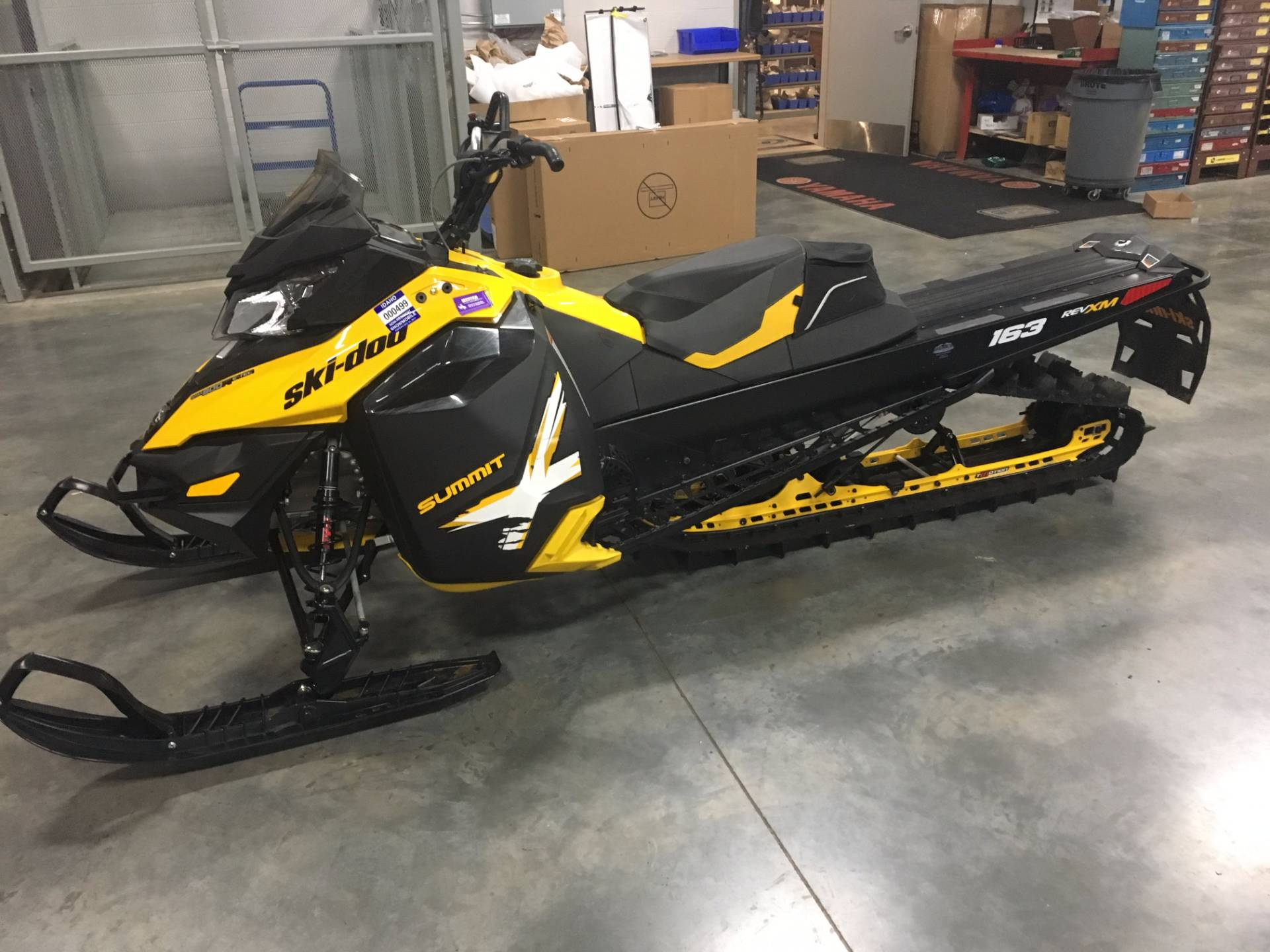 "2013 Ski-Doo Summit X 800 163"" in Kamas, Utah"