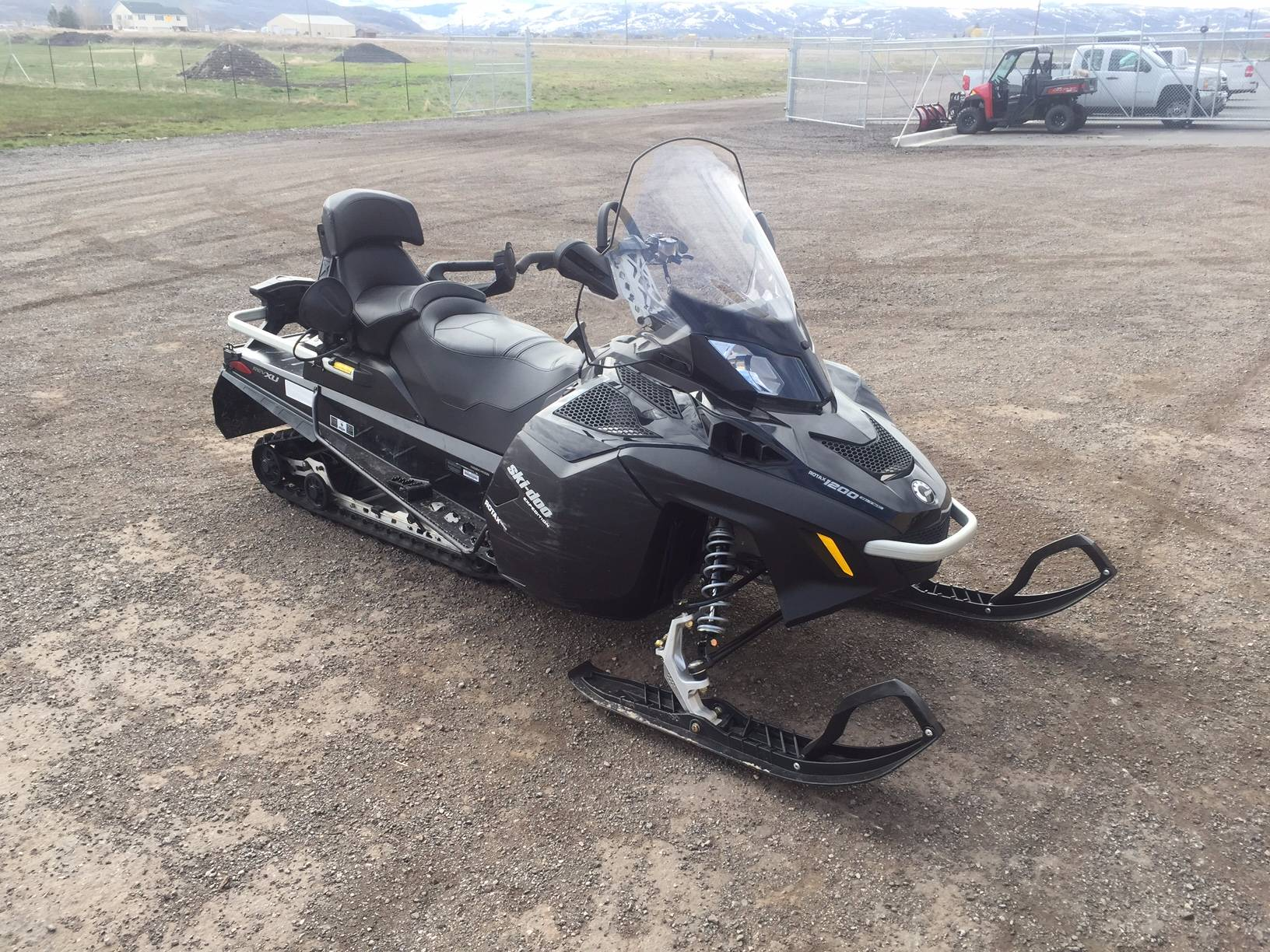 2017 Ski-Doo Expedition LE 1200 4-TEC in Kamas, Utah