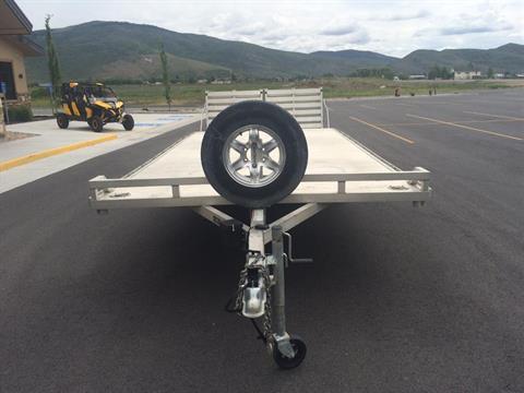 2014 ALUMA Utility Trailer: 1020 H 8x18 in Kamas, Utah