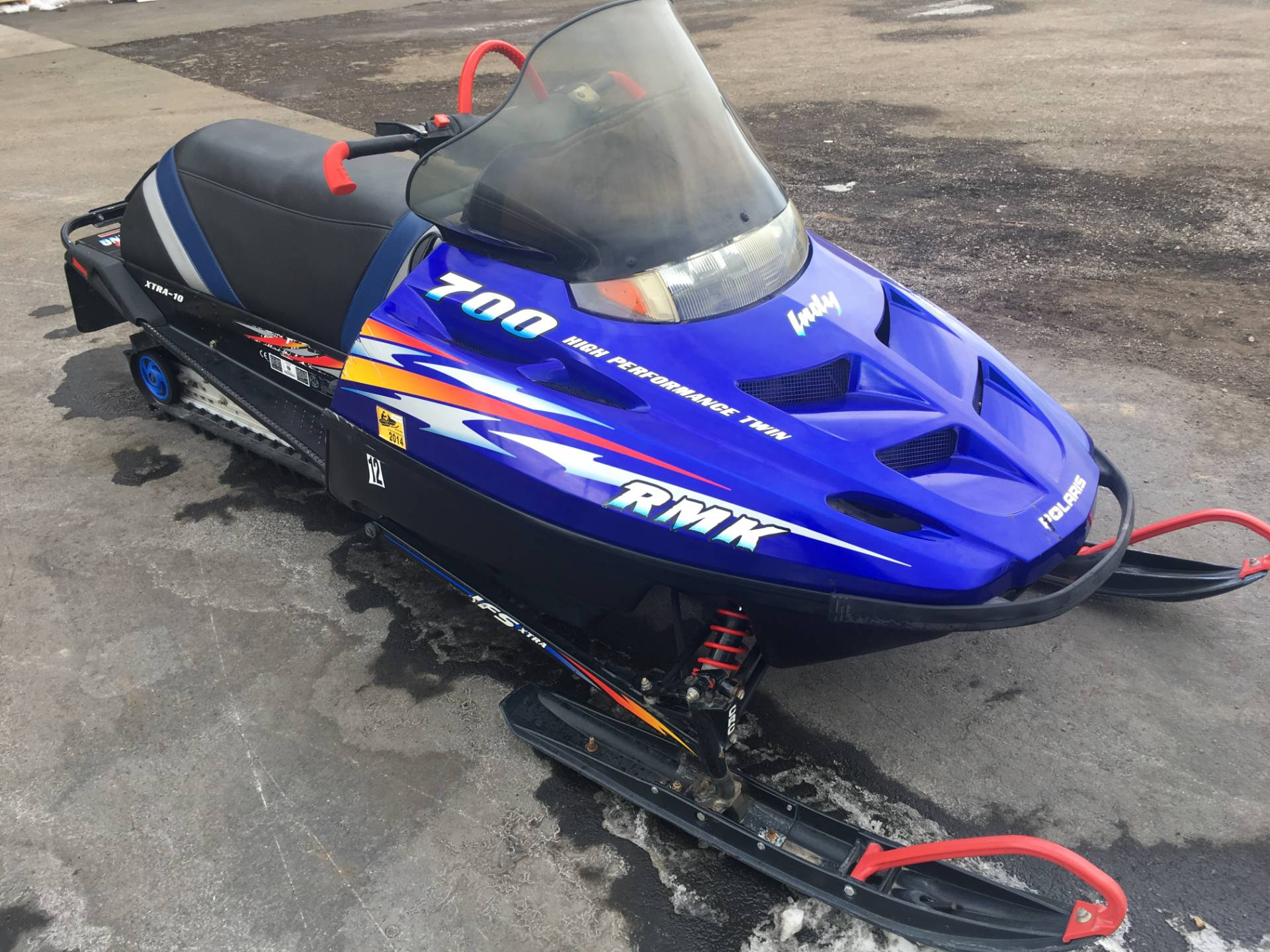 1999 Polaris Indy 700 RMK in Kamas, Utah