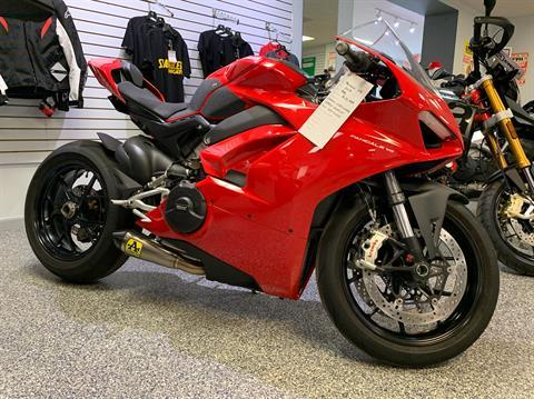 2018 Ducati Panigale V4 in Pensacola, Florida - Photo 2
