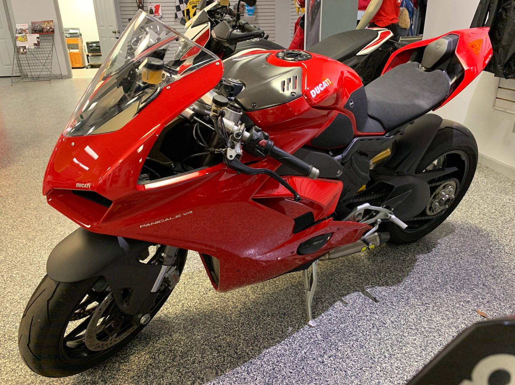 2018 Ducati Panigale V4 in Pensacola, Florida - Photo 1