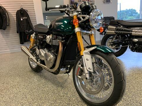 2019 Triumph Thruxton 1200 R in Pensacola, Florida - Photo 3