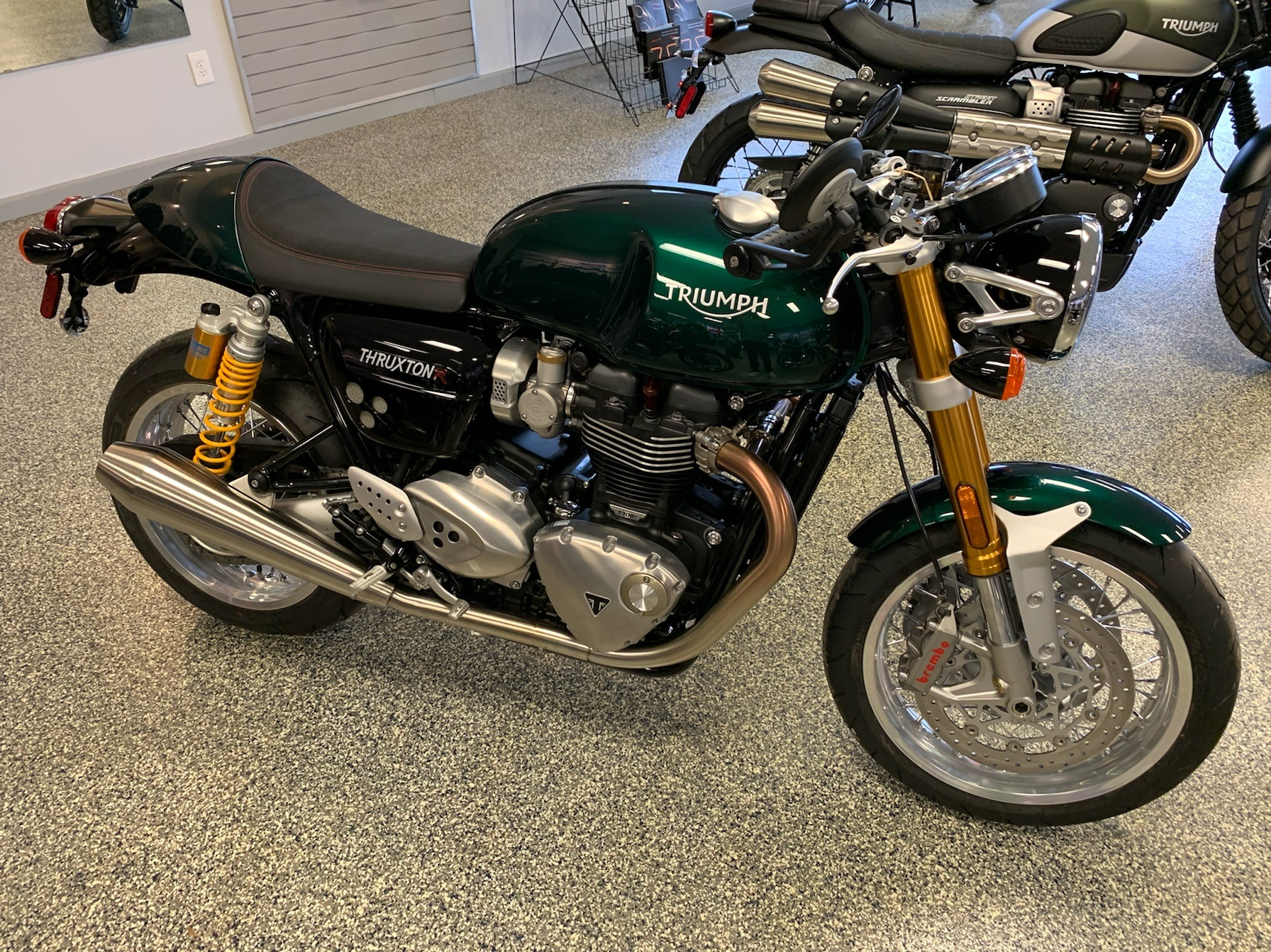2019 Triumph Thruxton 1200 R in Pensacola, Florida - Photo 4