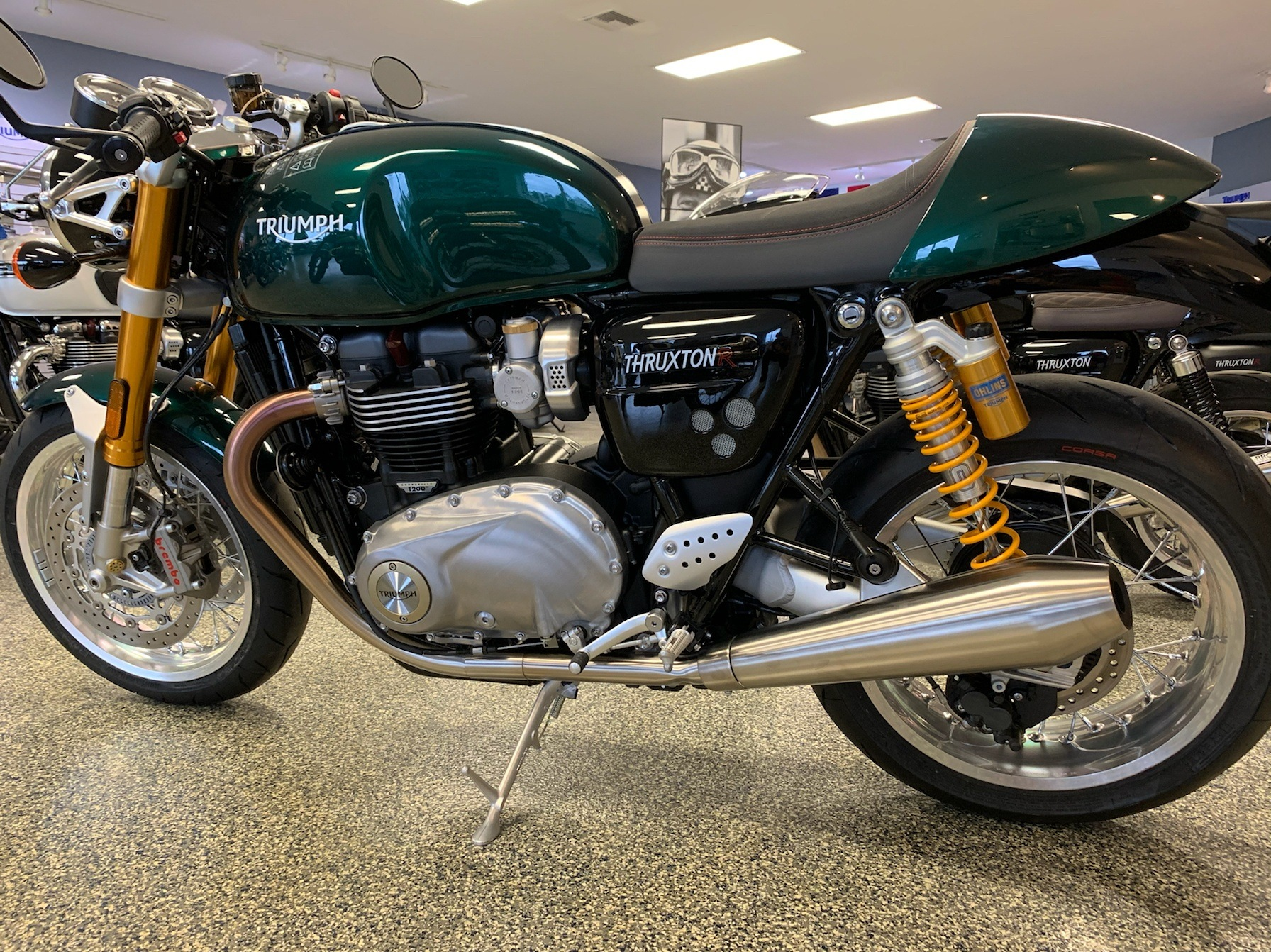 2019 Triumph Thruxton 1200 R in Pensacola, Florida - Photo 7