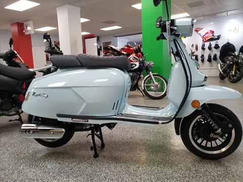 2020 Genuine Scooters Grand Tourer 150 in Pensacola, Florida - Photo 4