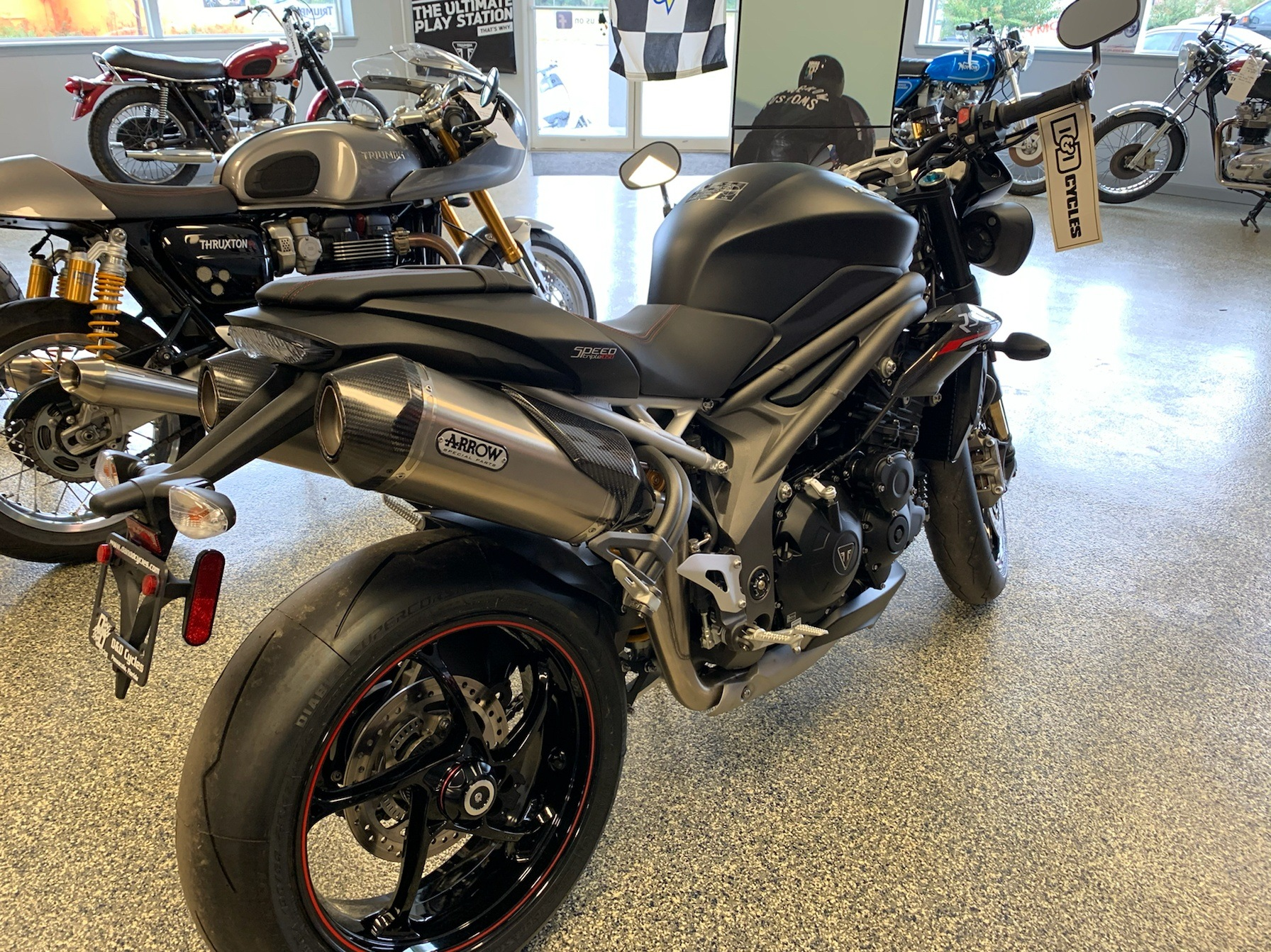 2019 Triumph Speed Triple RS in Pensacola, Florida - Photo 4