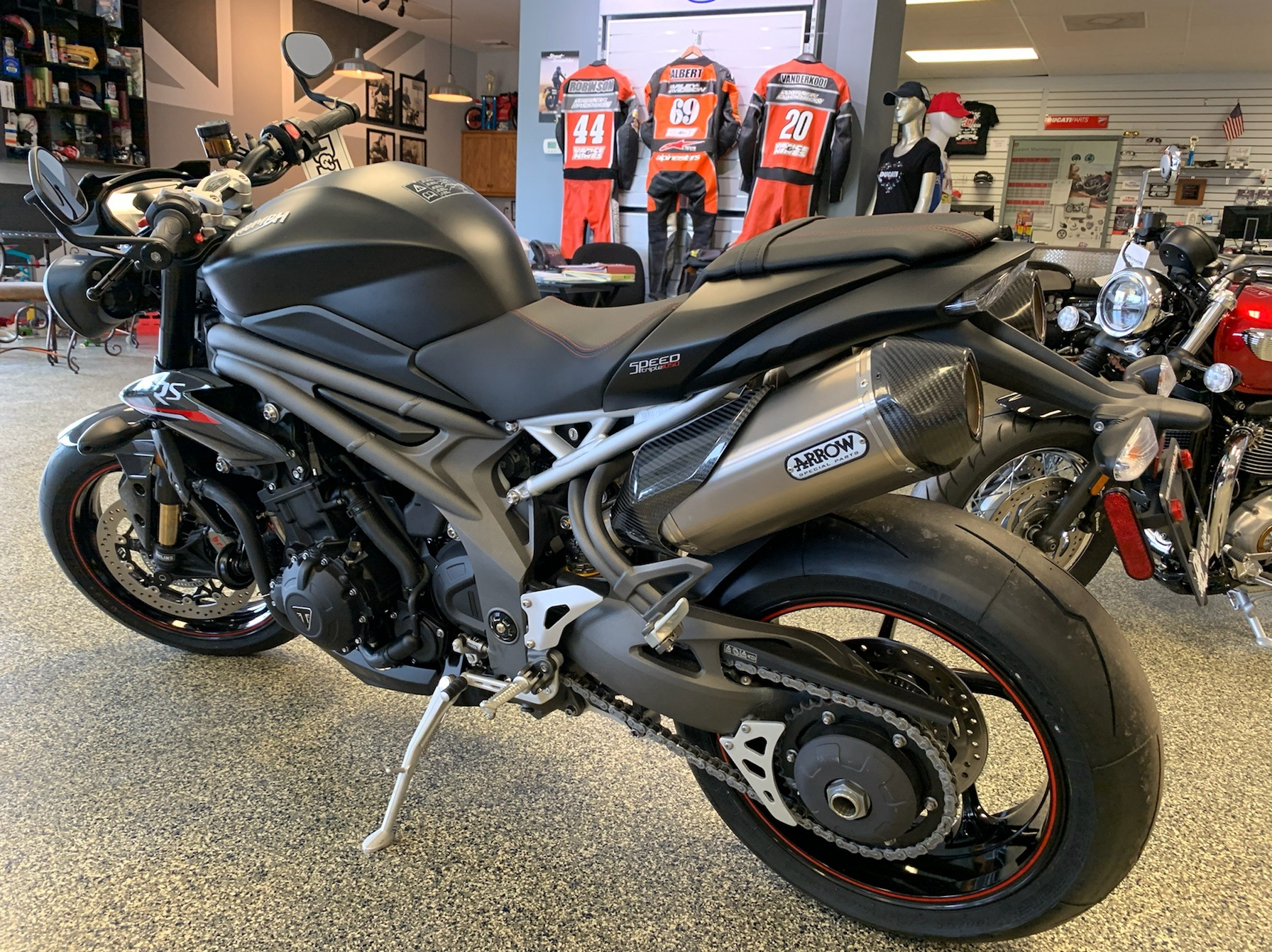 2019 Triumph Speed Triple RS in Pensacola, Florida - Photo 7