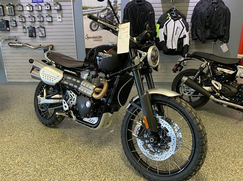 2019 Triumph Scrambler 1200 XC in Pensacola, Florida - Photo 1