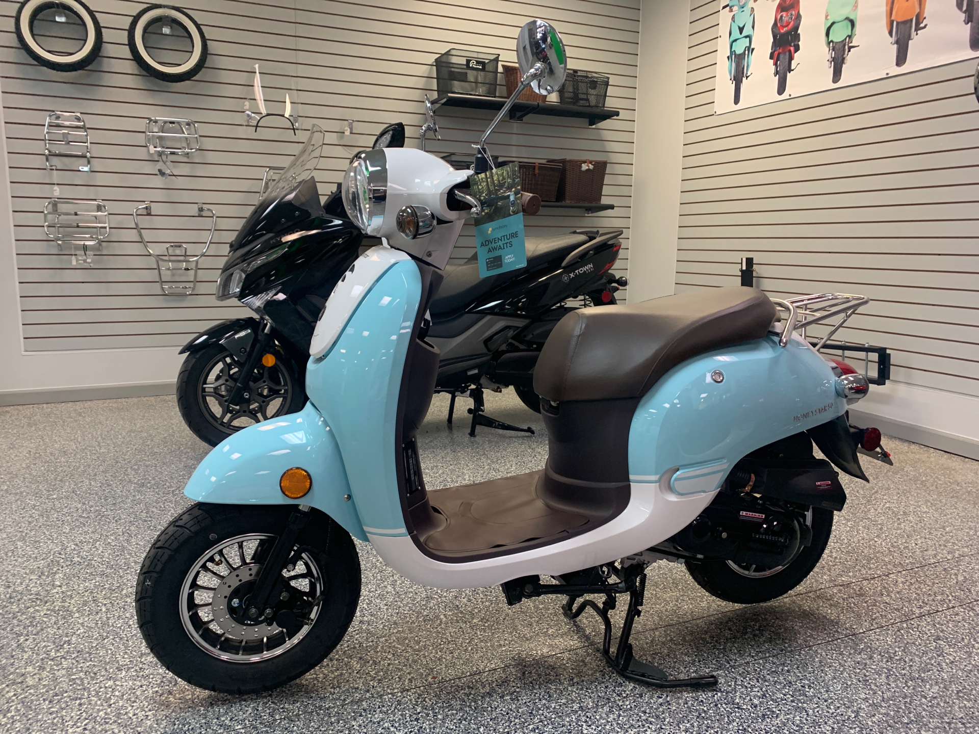 2021 SCOOTSTAR Honeystar 50 in Pensacola, Florida