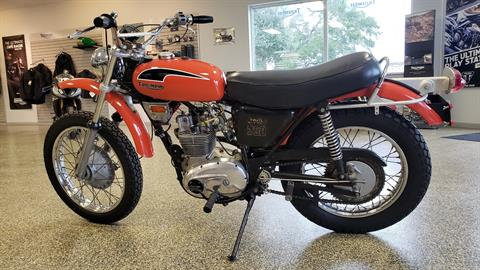 1971 Triumph TB250 in Pensacola, Florida - Photo 4