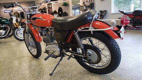 1971 Triumph TB250 in Pensacola, Florida - Photo 5