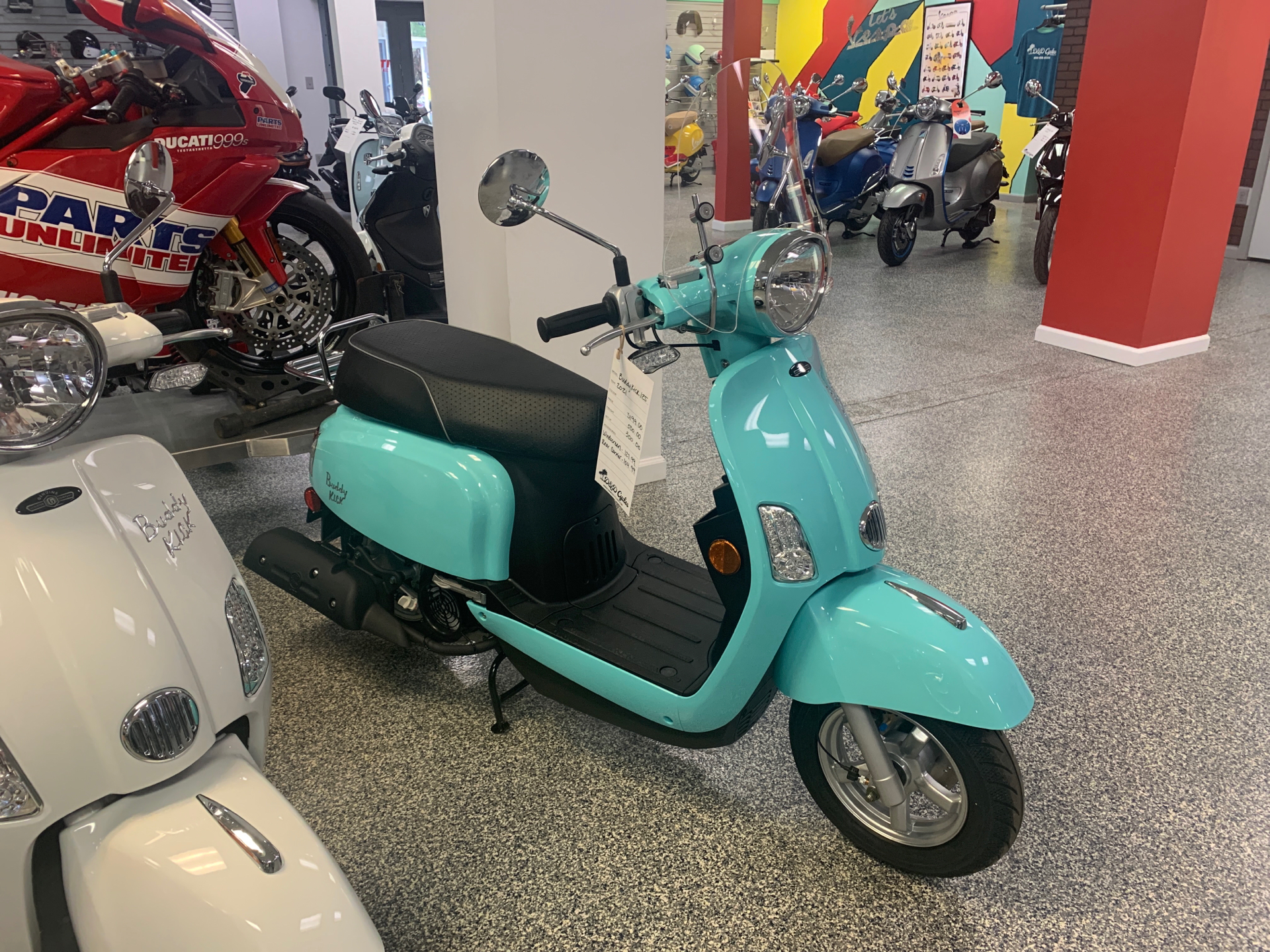 2021 Genuine Scooters Buddy Kick in Pensacola, Florida