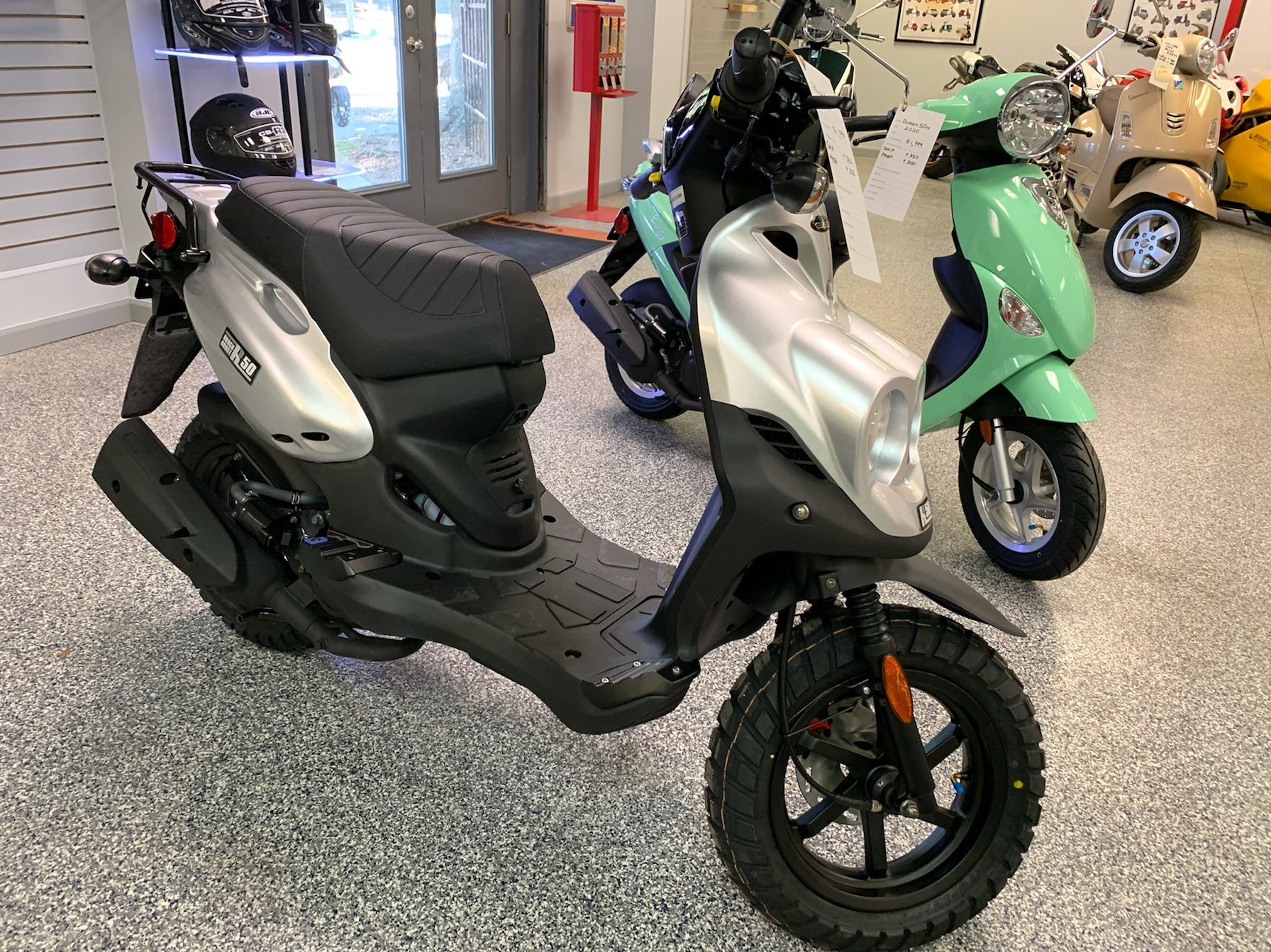 2020 Genuine Scooters Roughhouse 50 in Pensacola, Florida - Photo 5