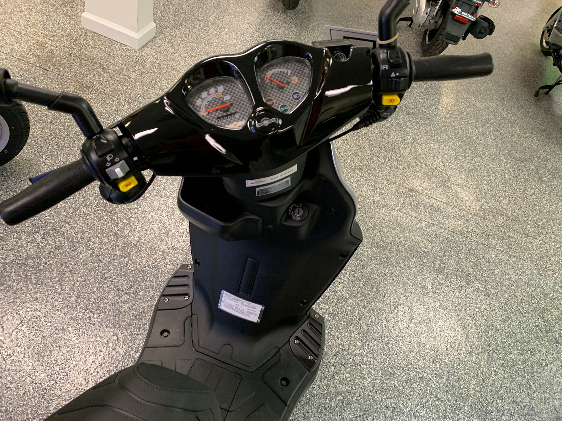 2020 Genuine Scooters Roughhouse 50 in Pensacola, Florida - Photo 6