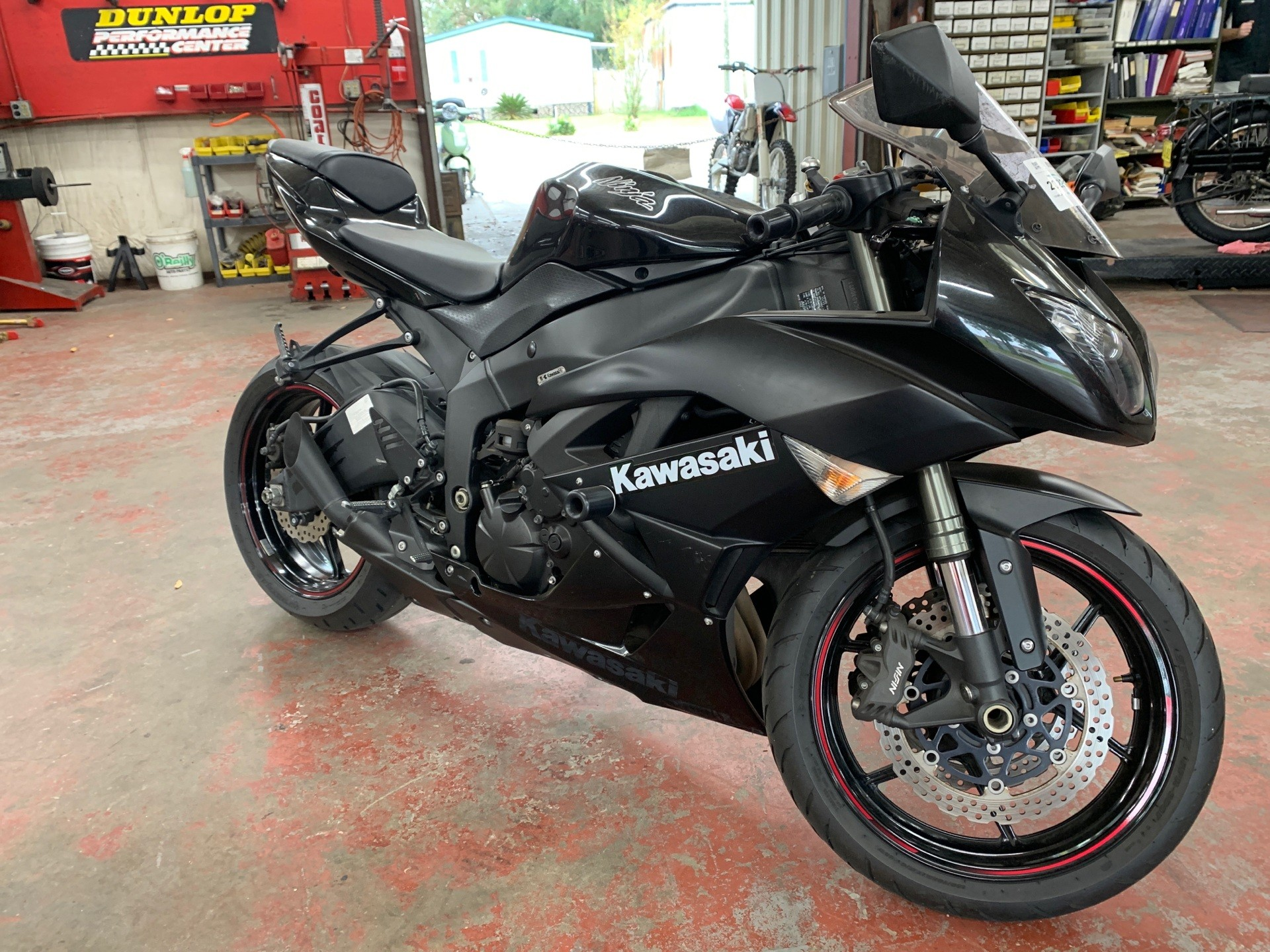 2012 Kawasaki Ninja® ZX™-6R in Pensacola, Florida - Photo 2