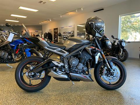 2020 Triumph Street Triple RS in Pensacola, Florida