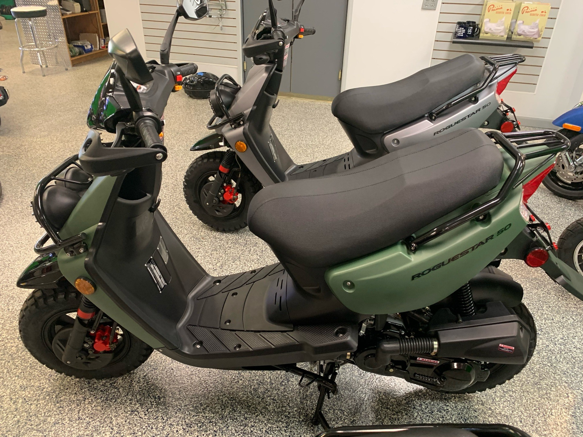 2021 SCOOTSTAR Roguestar 50 in Pensacola, Florida