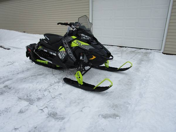 2019 Polaris 600 Switchback XCR 136 SnowCheck Select in Newport, Maine - Photo 1