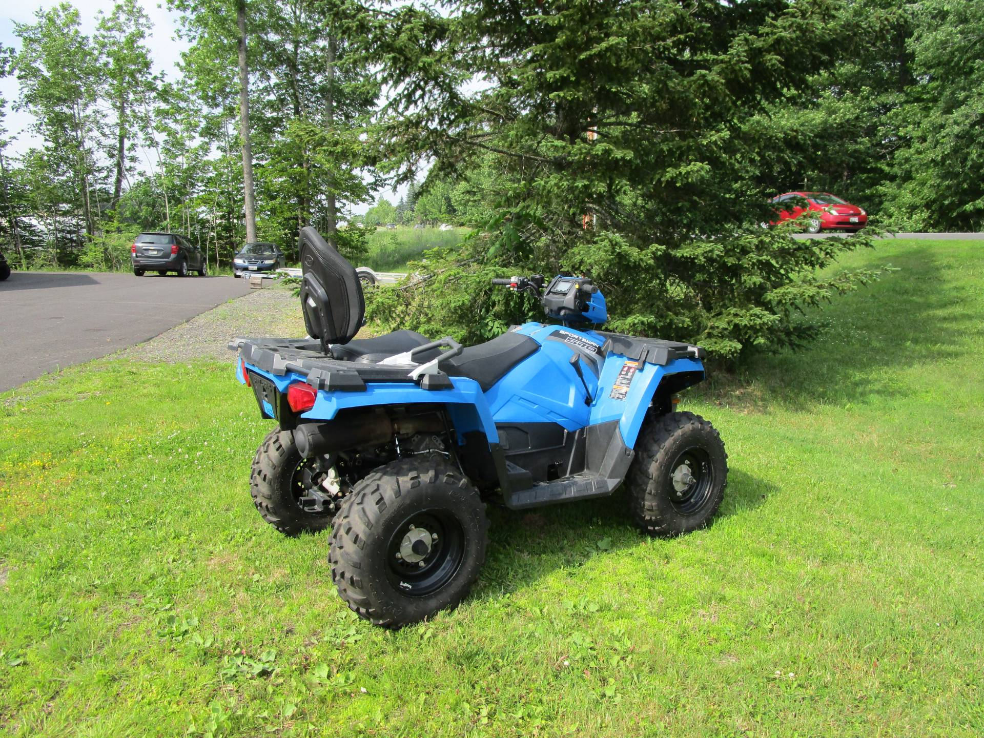2018 Polaris Sportsman Touring 570 EPS in Newport, Maine - Photo 1