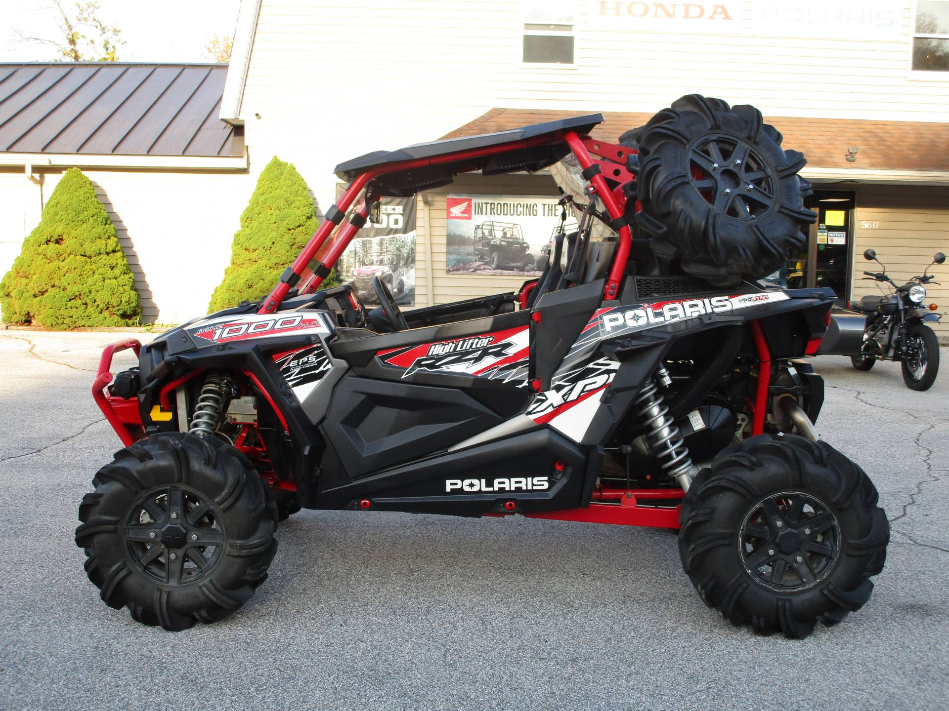 2016 Polaris RZR XP 1000 EPS High Lifter Edition in Newport, Maine - Photo 1