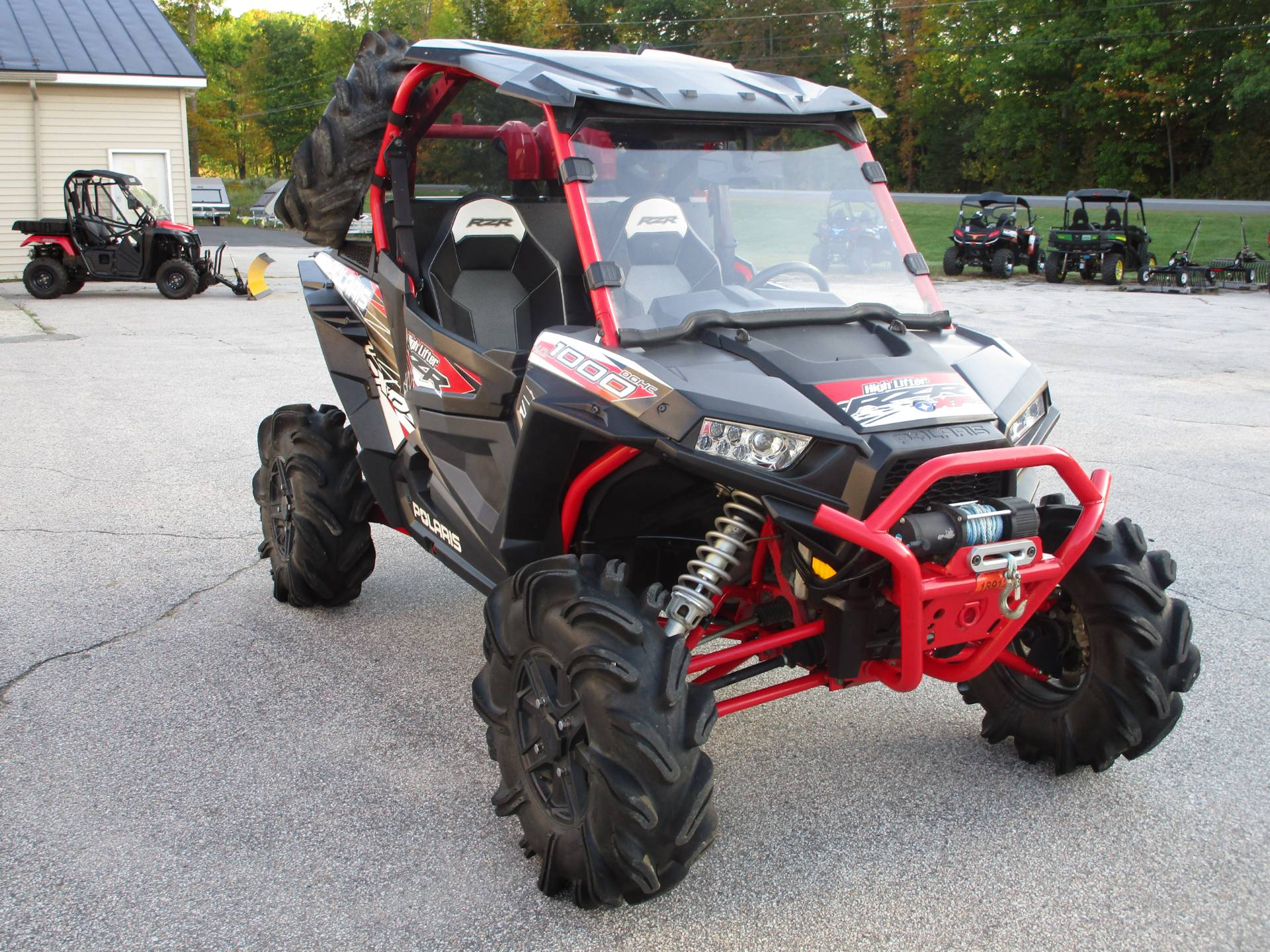 2016 Polaris RZR XP 1000 EPS High Lifter Edition in Newport, Maine - Photo 4