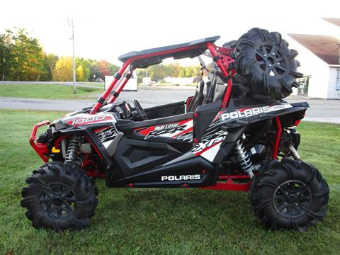 2016 Polaris RZR XP 1000 EPS High Lifter Edition in Newport, Maine - Photo 5