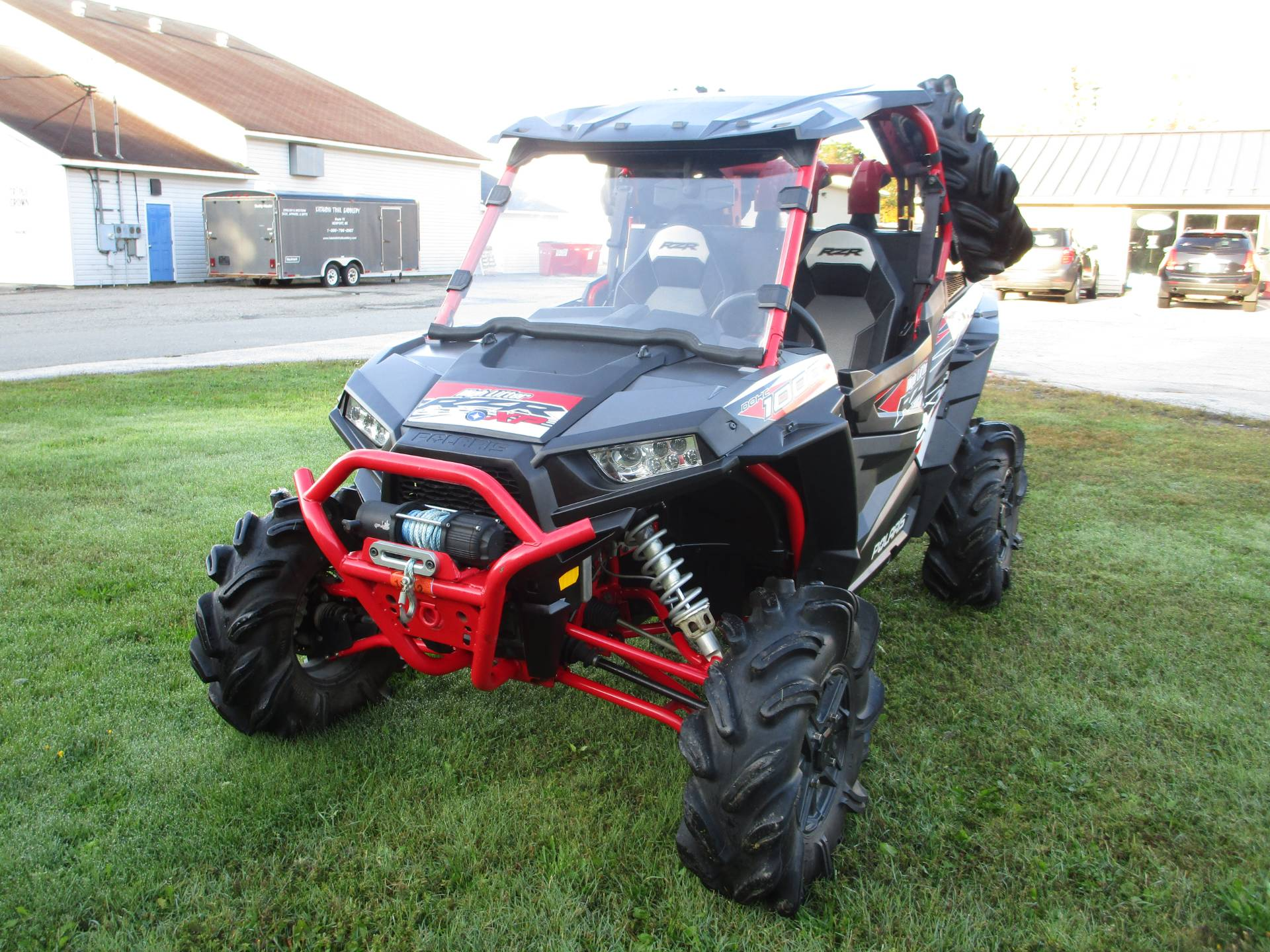 2016 Polaris RZR XP 1000 EPS High Lifter Edition in Newport, Maine - Photo 6
