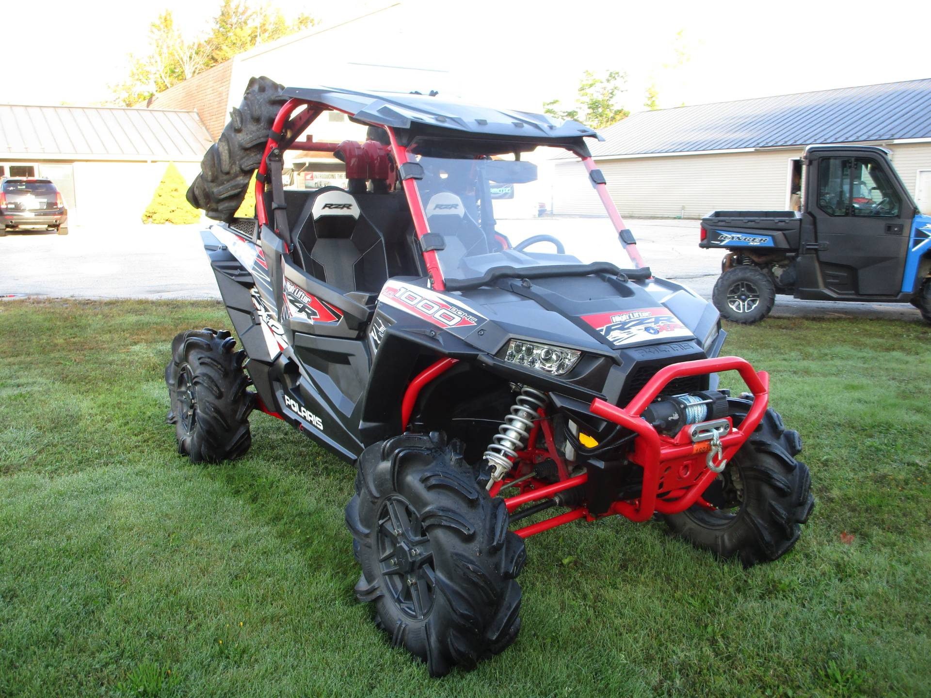 2016 Polaris RZR XP 1000 EPS High Lifter Edition in Newport, Maine - Photo 7