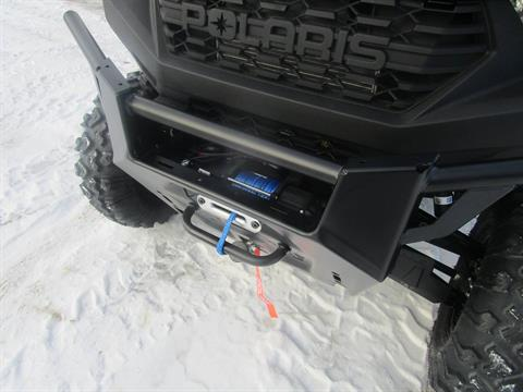 2021 Polaris Ranger 1000 Premium + Winter Prep Package in Newport, Maine - Photo 4