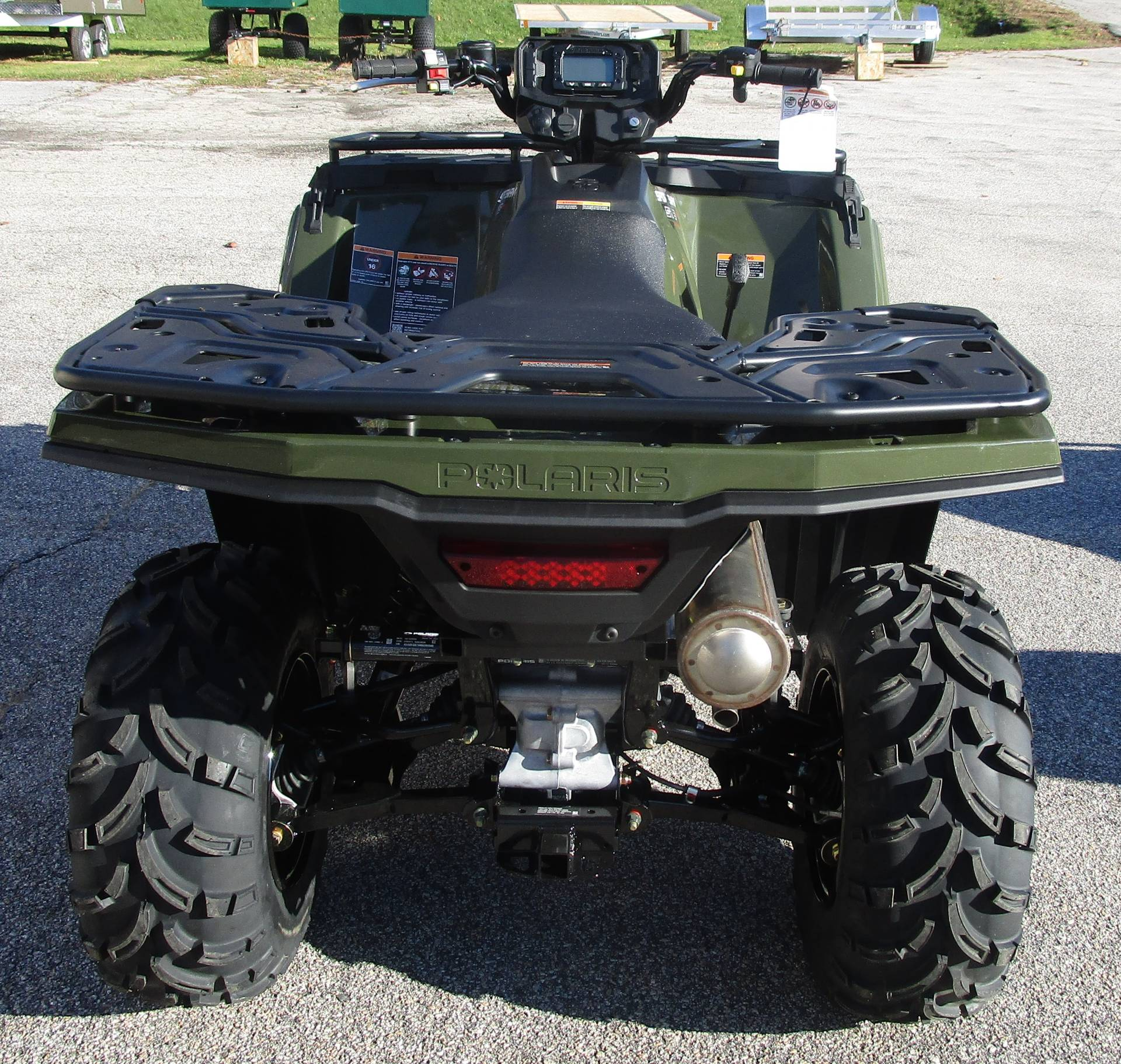 2021 Polaris Sportsman 570 Utility Package in Newport, Maine - Photo 3