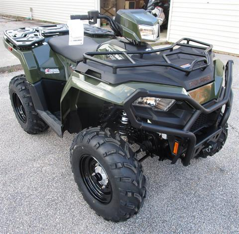 2021 Polaris Sportsman 570 Utility Package in Newport, Maine - Photo 4