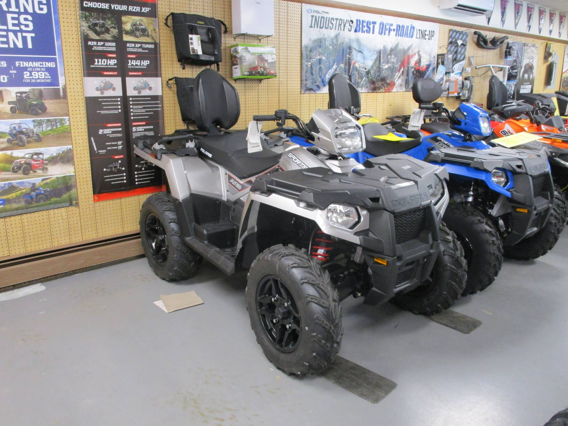 2019 Polaris Sportsman Touring 570 SP in Newport, Maine - Photo 1
