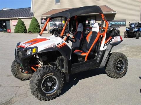 2013 Polaris RZR 800 S in Newport, Maine