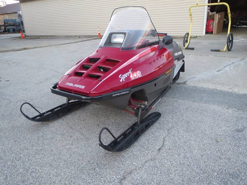 1991 Polaris Indy Sport 440 in Newport, Maine