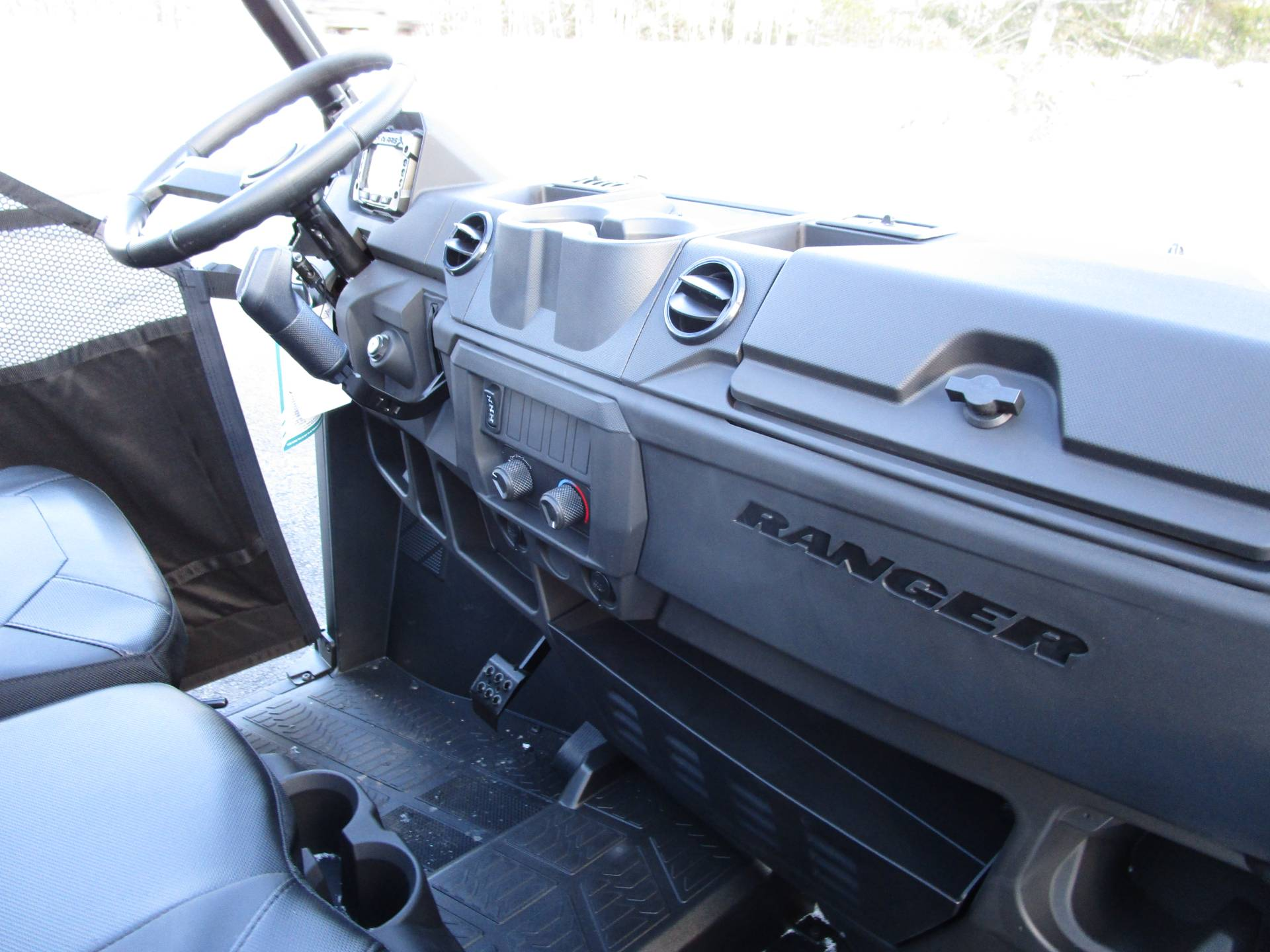 2020 Polaris Ranger 1000 Premium + Winter Prep Package in Newport, Maine - Photo 3