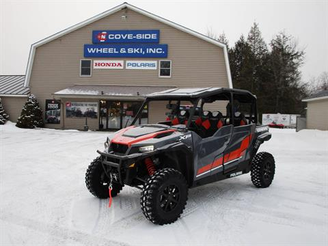 2020 Polaris General XP 4 1000 Deluxe Ride Command Package in Newport, Maine - Photo 1