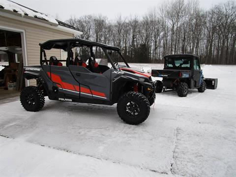 2020 Polaris General XP 4 1000 Deluxe Ride Command Package in Newport, Maine - Photo 3