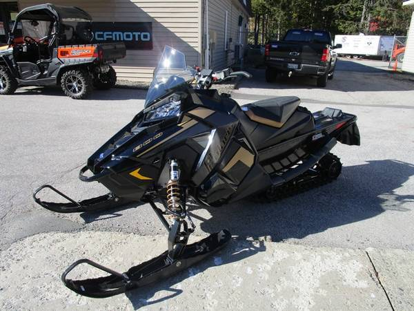 2019 Polaris 800 Indy XC Founders Edition in Newport, Maine - Photo 1