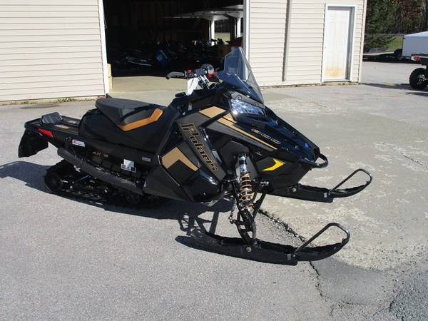 2019 Polaris 800 Indy XC Founders Edition in Newport, Maine