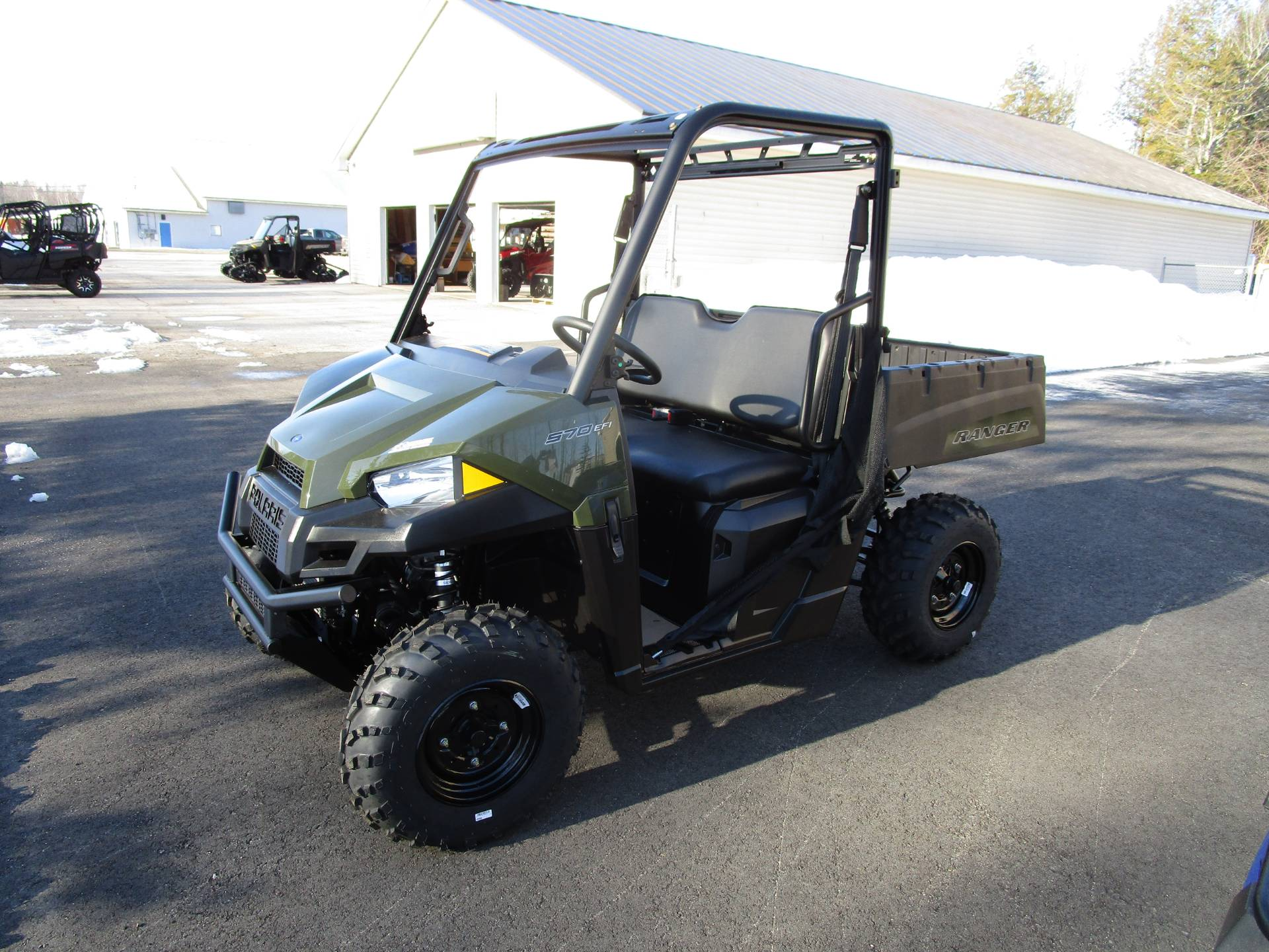 2020 Polaris Ranger 570 in Newport, Maine - Photo 1