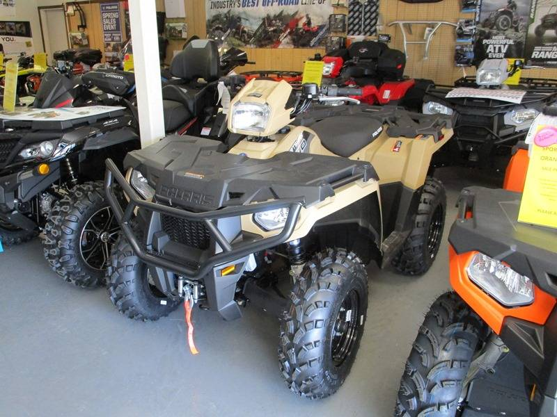 2019 Polaris Sportsman 570 EPS LE in Newport, Maine - Photo 1
